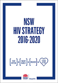 NSW HIV Prevention Revolution Evaluation Project logo